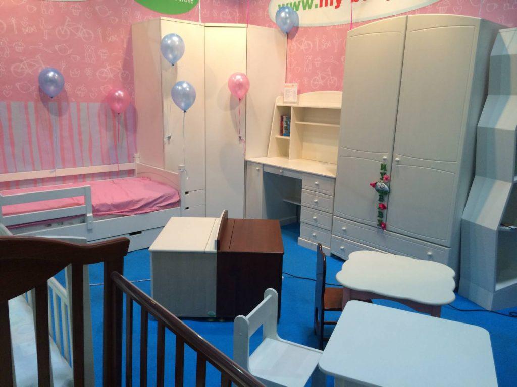 Детская мебель по индивидуальным размерам