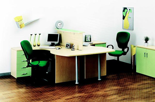 Цвета офисной мебели: что стоит знать