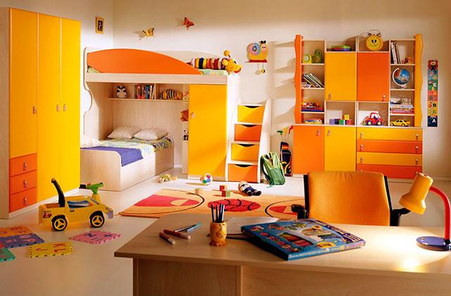 Какой дизайн детской комнаты лучше: необходимое и желаемое