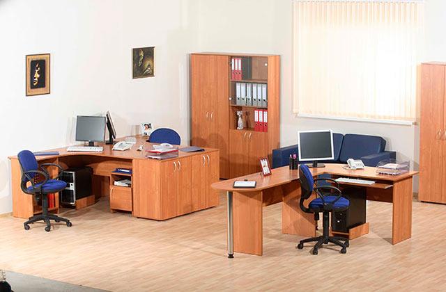 Компактная офисная мебель и ее возможности