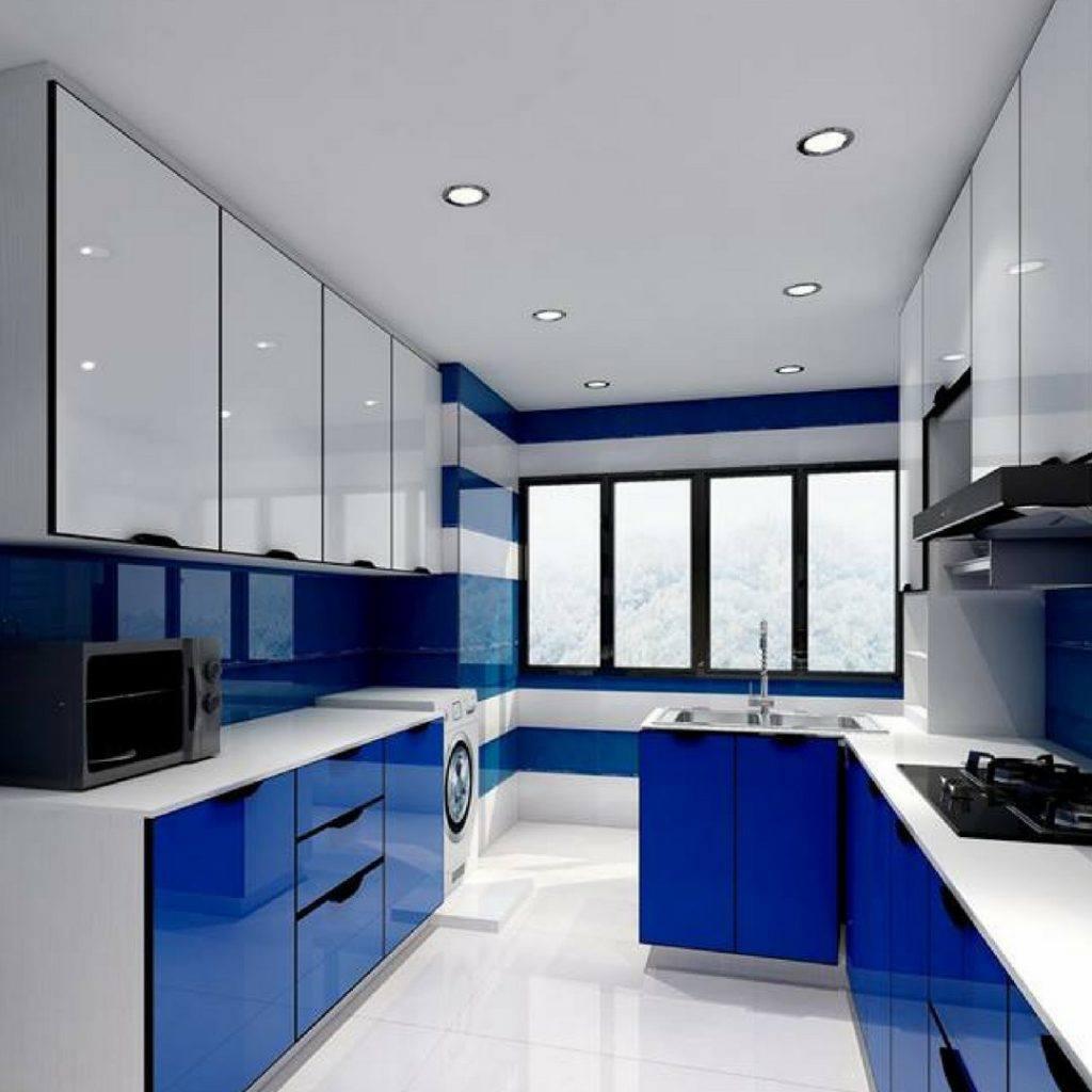 Кухня модерн №44