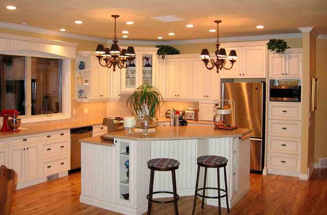 Как правильно спланировать кухонную мебель