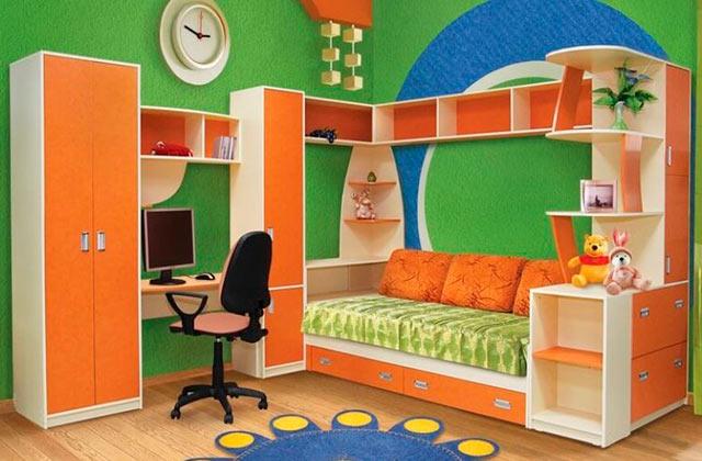Современная мебель для комнаты подростка: поощрение и воспитание