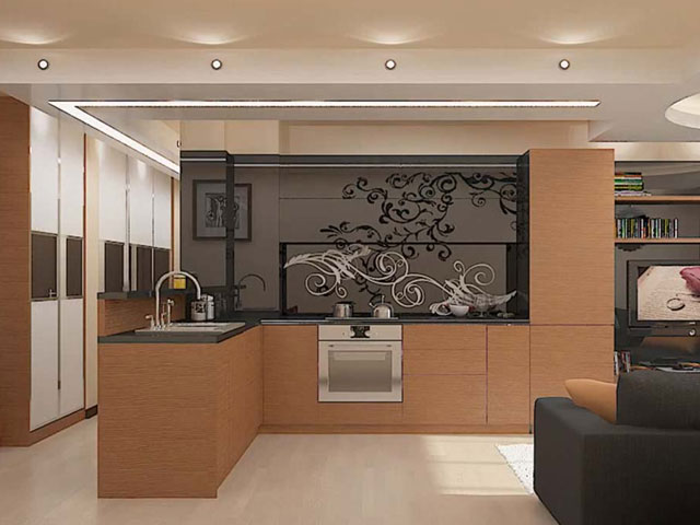 Стиль и дизайн кухонной мебели