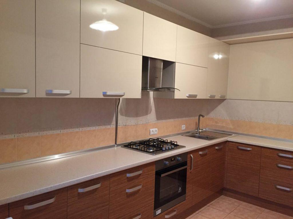 Угловая кухня модерн №29