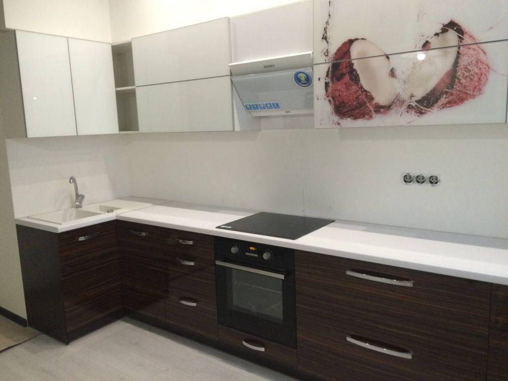 Угловая кухня модерн №36