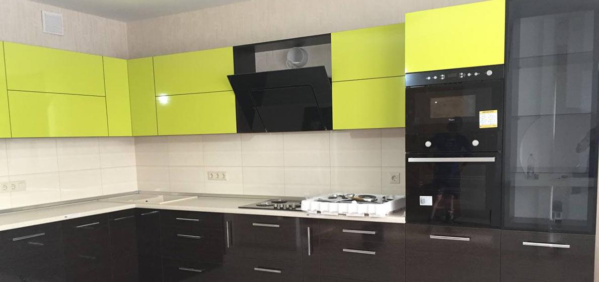 Cтили кухонь
